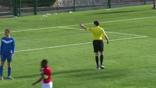 Kylian Mbappé et le CCFC en U17 National
