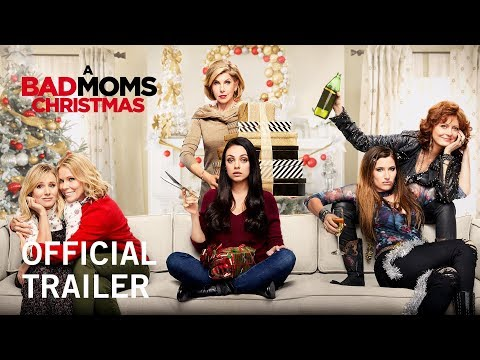 A Bad Moms Christmas | Official Trailer | In Theaters November 1, 2017