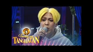 Video Tawag ng Tanghalan: Vice Ganda's composes an impromptu Christmas song MP3, 3GP, MP4, WEBM, AVI, FLV Januari 2019