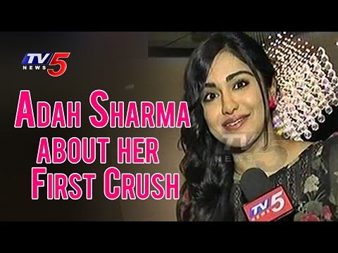 Adah Sharma About Her Crush | Adah Sharma Interview | Valentines Day Special