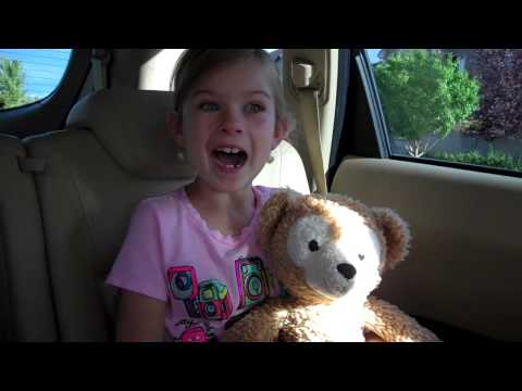 Lily's Disneyland Surprise….AGAIN!