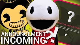 Is TheMeatly Preparing to REVEAL the Follow Up to Bendy & the Ink Machine?!