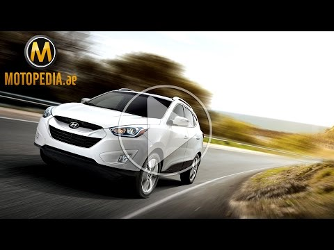 2014 Hyundai Tucson Review – تجربة هيونداي توسان  – Dubai UAE review by Motopedia.ae