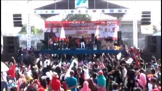 NIA AGUSTIN New BARAKA Ora Jodo Mlaku bareng Karang taruna Bangilan