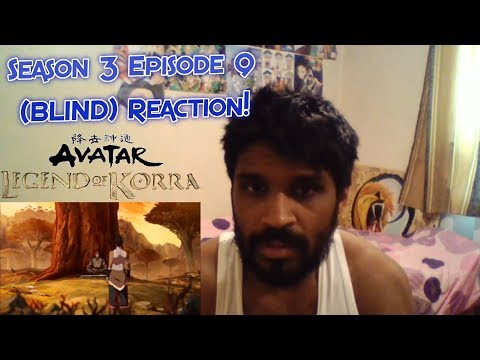 Avatar The Legend of Korra Season 3 Episode 9 (BLIND) Reaction! Can't believe Korra fell for this!!!
