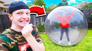 Video TRAPPING MY GIRLFRIEND IN A GIANT BUBBLE! MP3, 3GP, MP4, WEBM, AVI, FLV Juni 2019