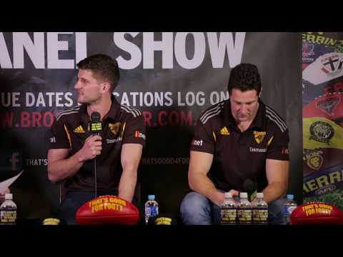 "Footy Show ""That's Good For Footy"" Presents Footy Funatics "" Ep 18 July 20th Hawthorn"