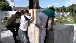 Lucena Philippines  City pictures : Trace Erase - Parkour Lucena (Philippines)
