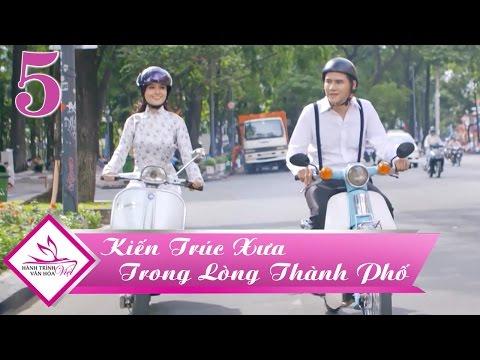 Hành Trình Văn Hóa Việt | Tập 5: Á hậu Thùy Dung sánh đôi cùng MC Vũ Mạnh Cường