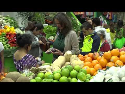 Visita el Mercado Central