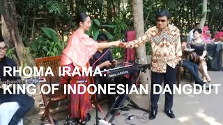 Video GAWAT RHOMA IRAMA NYANYI LAGU POP DI ACARA KONDANGAN; RIFQI CNN INDONESIA MP3, 3GP, MP4, WEBM, AVI, FLV September 2017