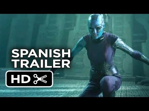 Guardians of the Galaxy Official Spanish Trailer (2014) – Marvel Movie HD