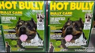 Launching of 1st ever Hot Bully Magazine and Hot Bully Show at Skydome SM North