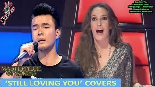 Video 'STILL LOVING YOU' SINGER AUDITIONS IN THE VOICE (KIDS) MP3, 3GP, MP4, WEBM, AVI, FLV September 2018