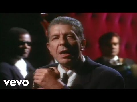 Leonard Cohen: Dance Me to the End of Love