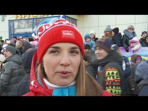Тюменская арена. 4 февраля