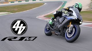 5. 2018 Yamaha R1M Review