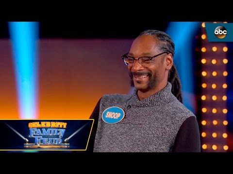 Watch as Snoop Dogg loses a gameshow round about weed
