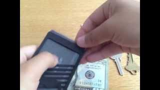 3Dプリンターで作る、次世代の財布