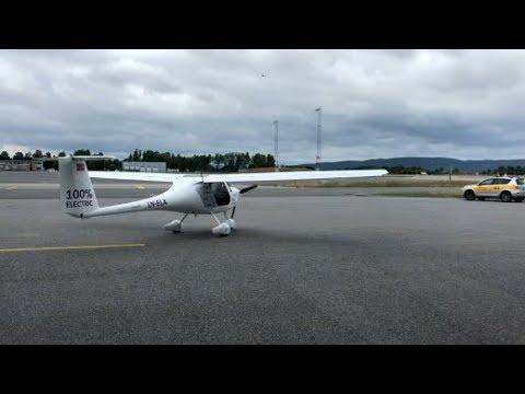 Ehrgeizige Vision: Norwegen will den Inlandsflugve ...