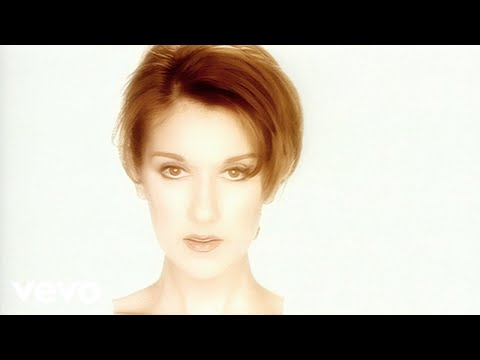 Céline Dion: All By Myself (Official Video, Album: Fa ...