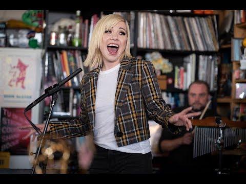 Carly Rae Jepsen: NPR Music Tiny Desk Concert