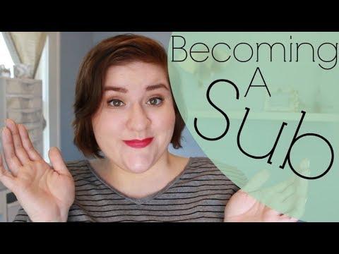 Becoming A Substitute Teacher