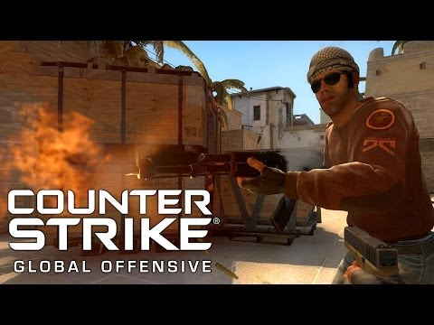 » Counter-Strike: Global Offensive « - competitive Mirage Spiel 2 - [Deutsch] [4K]