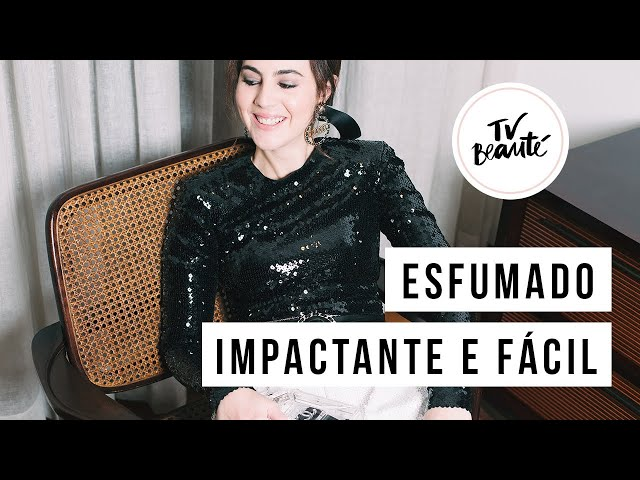 Esfumado Impactante e Fácil  - TV Beauté | Vic Ceridono - Victoria Ceridono
