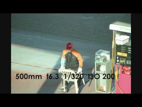 Sigma (Bigma) 50-500mm HSM Lens Review