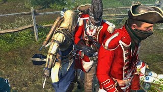 Got some more Assassins Creed 3 for you guys today. I'm probably going to stick with this AC until Assassins Creed Origins is released. I will most likely be doing videos on ACO for you since a lot of people are enjoying the AC3 videos. I got some pretty cool moments in this so let me know what you think. Thank you for watching and thank you for all the support. See you in the next video soon :D