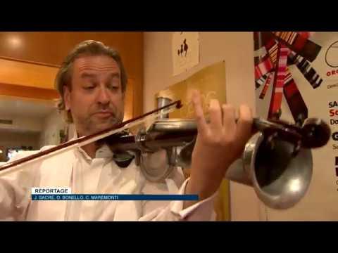 Musique : une première, un violinophone à l'OPMC