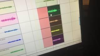 映画音楽のレコーディング