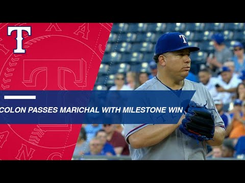 Colon takes title of winningest Dominican pitcher