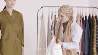 How To Style Hana Tajima for UNIQLO SS17