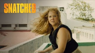 """Look For it on Digital HD July 25 http://bitly.com/snatched-youtubeOn Blu-ray & DVD August 8 http://bitly.com/snatched-amazonGet snatched with Amy Schumer & Goldie Hawn this Mother's Day Weekend!Cast: Amy Schumer, Goldie Hawn, Joan Cusack, Ike Barinholtz, Wanda Sykes, Christopher MeloniDirected by: Jonathan LevineWritten by: Katie DippoldMusic by: Theodore Shapiro & Chris BaconProduced by: Peter Chernin, Jenno Topping, Paul Feig, Jessie HendersonSUBSCRIBE: http://bit.ly/FOXSubscribeDownload the Snatched KLOVEUBYE iOS Messenger App here: https://itunes.apple.com/us/app/kloveubye-presented-by-snatched/id1231083635?ls=1&mt=8Watch the Official Trailer: http://fox.co/SnatchedOfficialTrailerWatch the movie clip """"It Works"""": http://fox.co/SnatchedItWorksWatch the movie clip """"Danger Eyes"""": http://fox.co/SnatchedDangerEyesConnect with Snatched Online:Visit Snatched on our WEBSITE: http://Snatched.Movie Like Snatched on FACEBOOK: http://fox.co/SnatchedFBFollow Snatched on TWITTER: http://fox.co/SnatchedTWFollow Snatched on INSTAGRAM: http://fox.co/SnatchedIG#SnatchedMovie🌴About 20th Century FOX:Official YouTube Channel for 20th Century Fox Movies. Home of Avatar, Aliens, X-Men, Die Hard, Deadpool, Ice Age, Alvin and the Chipmunks, Rio, Peanuts, Maze Runner, Planet of the Apes, Wolverine and many more.Connect with 20th Century FOX Online:Visit the 20th Century FOX WEBSITE: http://bit.ly/FOXMovieLike 20th Century FOX on FACEBOOK: http://bit.ly/FOXFacebookFollow 20th Century FOX on TWITTER: http://bit.ly/TwitterFOXSnatched  Look For It on Digital HD  20th Century FOX   20th Century FOXhttp://www.youtube.com/user/FoxMovies"""