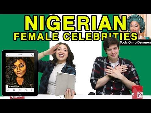 Like, DM, Unfollow: Nigerian Female Celebrities