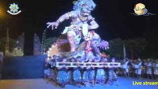 KutaTv.Com - Parade Ogoh-ogoh Desa Adat kuta 2018 Part 2