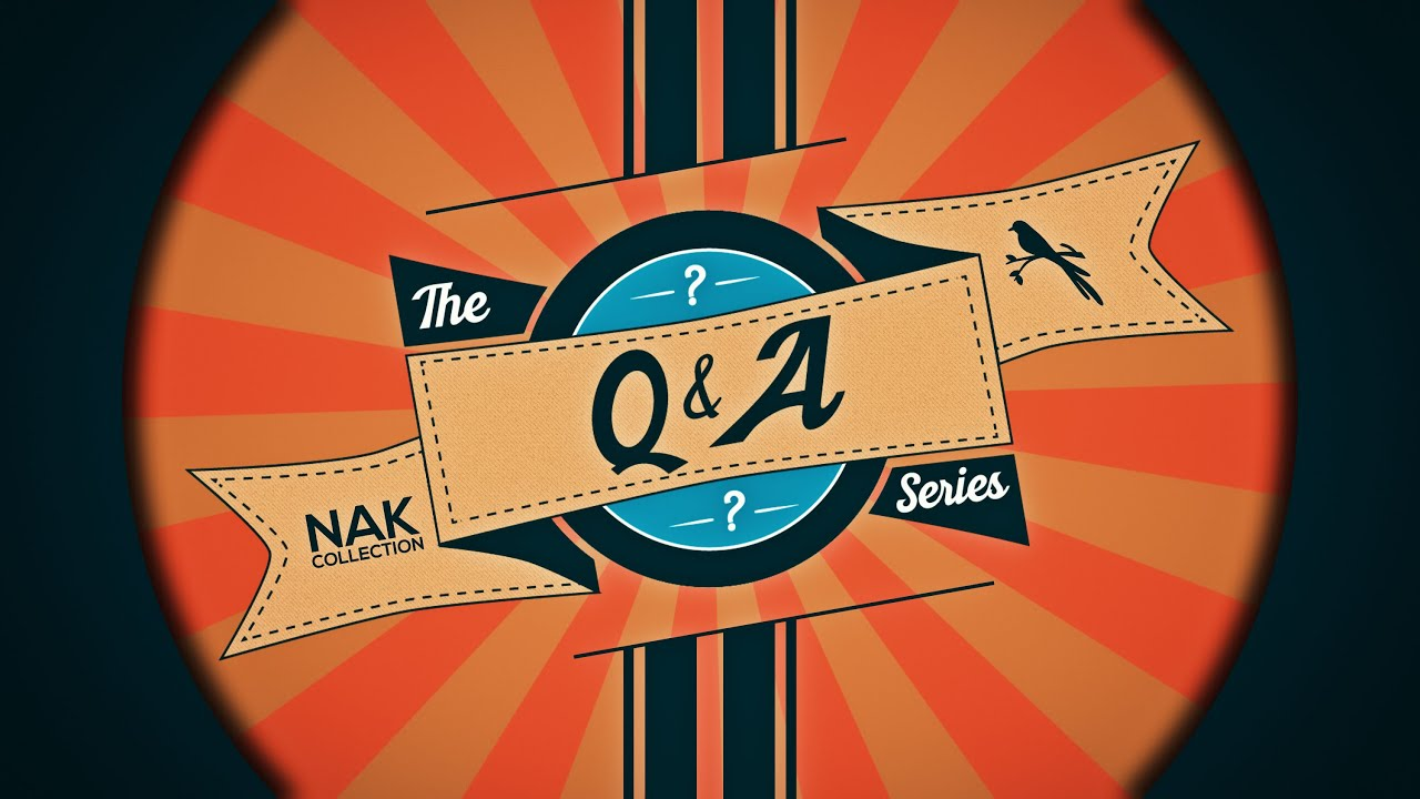 Promo | Question & Answer Series in Kinetic Typography