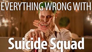 Video Everything Wrong With Suicide Squad In 20 Minutes Or Less MP3, 3GP, MP4, WEBM, AVI, FLV Mei 2018