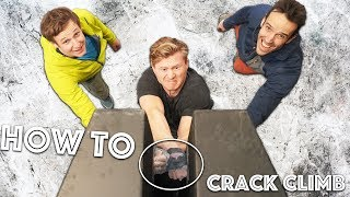 HOW TO CRACK CLIMB? - WIDE BOYZ   #152 by Magnus Midtbø