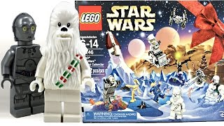 Video LEGO Star Wars Advent Calendar 2016 review and unboxing! 75146! MP3, 3GP, MP4, WEBM, AVI, FLV Juli 2018