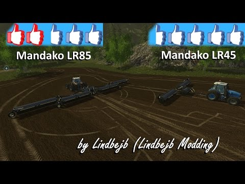 Mandakato LR85 v1.0