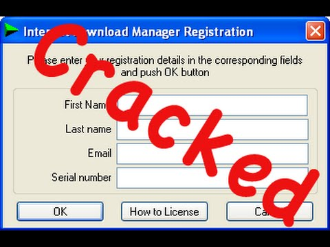 Internet Download Manager (IDM) Lifetime Registration 2015 [Updated For 2017] (видео)