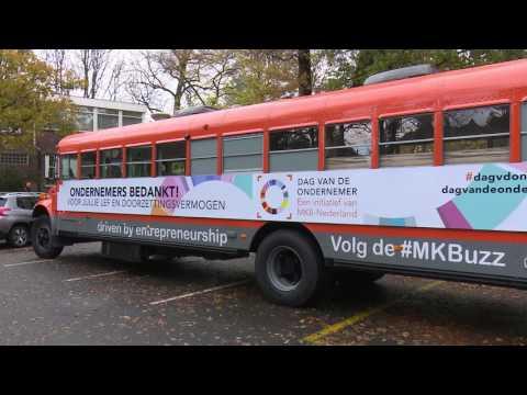 RECHTENVRIJE VIDEO: Rutte en Máxima zetten ondernemers in het zonnetje