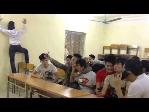THẦY GIÁO nhảy Harlem Shake 8/3 BÁ ĐẠO nhất Việt Nam