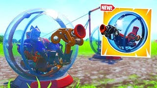 The New BALLER is AMAZING in Fortnite..