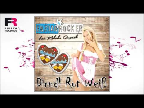 Enzian Rocker feat.  Kölsche Quetsch - Dirndl Rot Weiß (Hörprobe)