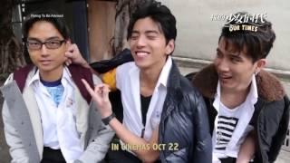 Nonton [Eng Sub] Our Times BTS – Mei Mei, Xiao Zhi, Shen Jia Yi, Da He, Ying Mu Film Subtitle Indonesia Streaming Movie Download