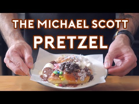 How to Make Michael Scott s Pretzel from The